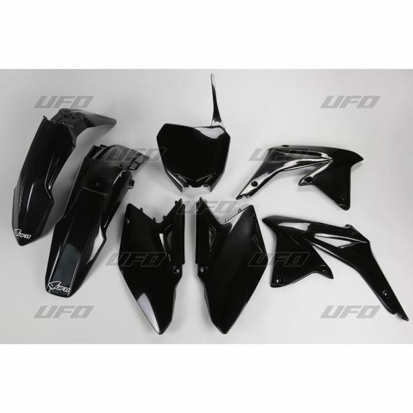 Sada plastů RMZ 450 2011-001-černá