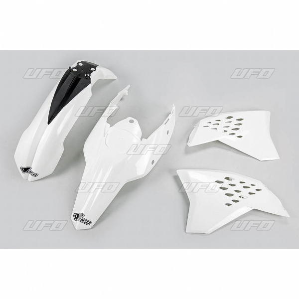 Sada plastů KTM EXC 2011-047-bílá KX