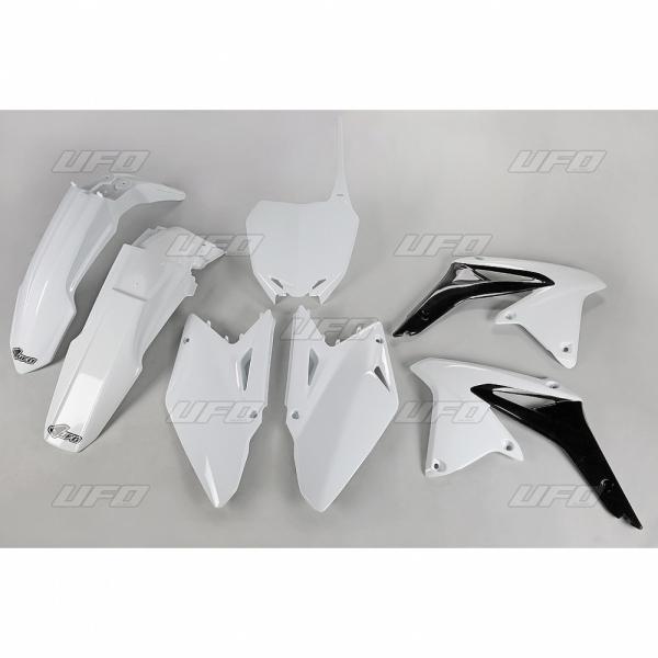 Sada plastů UFO RMZ 450 2008-041-bílá