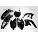 Sada plastů UFO KXF 250 2007-001-černá