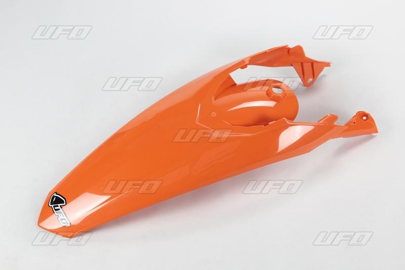 Zadní blatník SX-SXF (2011) -127-oranžová (03-)