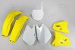 Sada plastů UFO RM 125-250 -999-OEM standartní barvy
