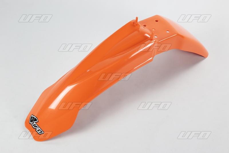 Přední blatník KTM-127-oranžová (03-)