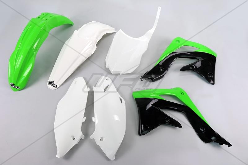 Sada plastů UFO KXF 450 2013-2015-999-OEM standartní barvy