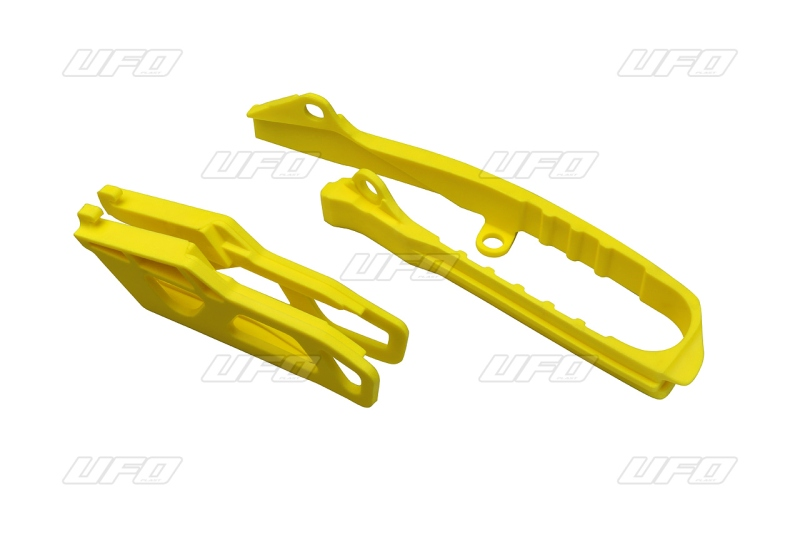 Sada vodítka a lízátka řetězu-102-žlutá RM 02-