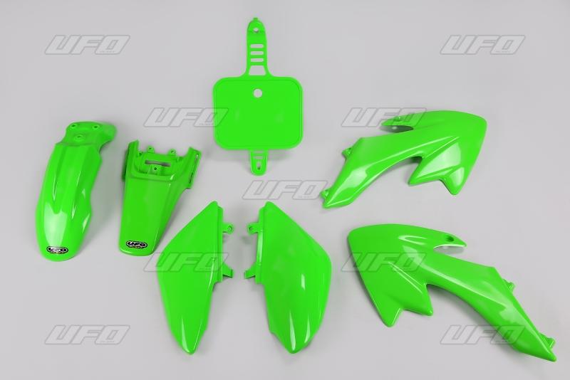 Sada plastů CRF 50 04--026-zelená KX org.