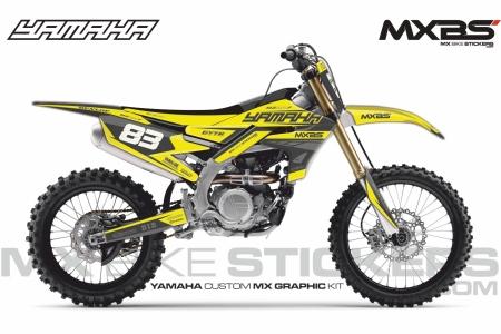Design 176 - Yamaha YZF 450  2018 - 2021
