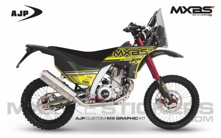 Design 234 - AJP PR7 630  2015 - 2022