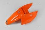 Zadní blatník s bočnicemi-127-oranžová (03-)