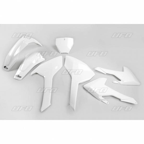 Sada plastů TC-FC 125-250-300-350-450 2016 (noTC250)-041-bílá