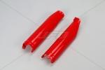 Chránič přední vidlice CRF-070-červená Honda