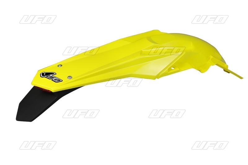 Zadní blatník s LED světlem-102-žlutá RM 02-