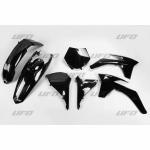 Sada plastů KTM SXF 2011-001-černá