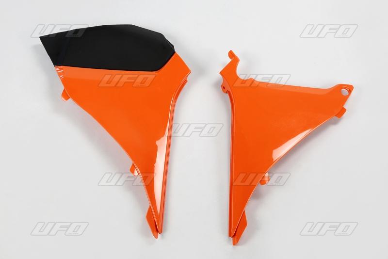 Kryt vzd. filtru SX (2011)-127-oranžová (03-)
