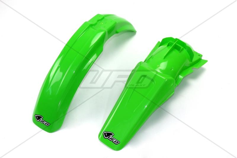 Sada blatníků KX 125-250 2000-2002-999-OEM standartní barvy
