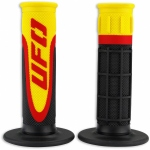 Ručky řídítek Axiom-102-žlutá RM 02-