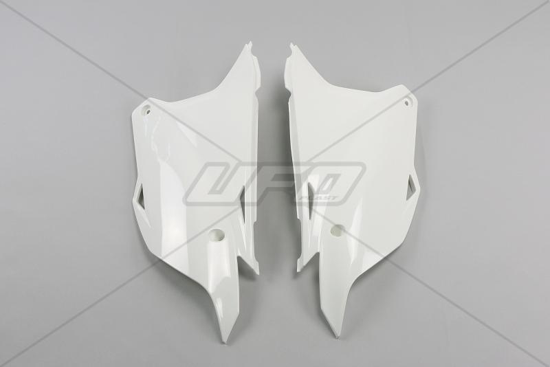 Bočnice Kawasaki-047-bílá KX