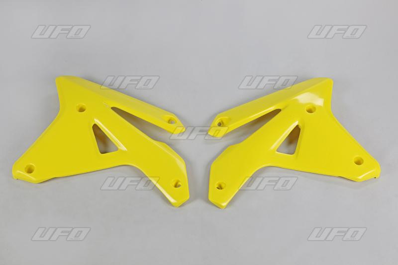 Spoiler RMZ 450 07-102-žlutá RM 02-