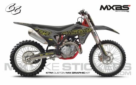 Design 218 - GASGAS EC-F 450  2021 - 2022