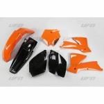 Sada plastů UFO SX/SXF 01-02-999-OEM standartní barvy