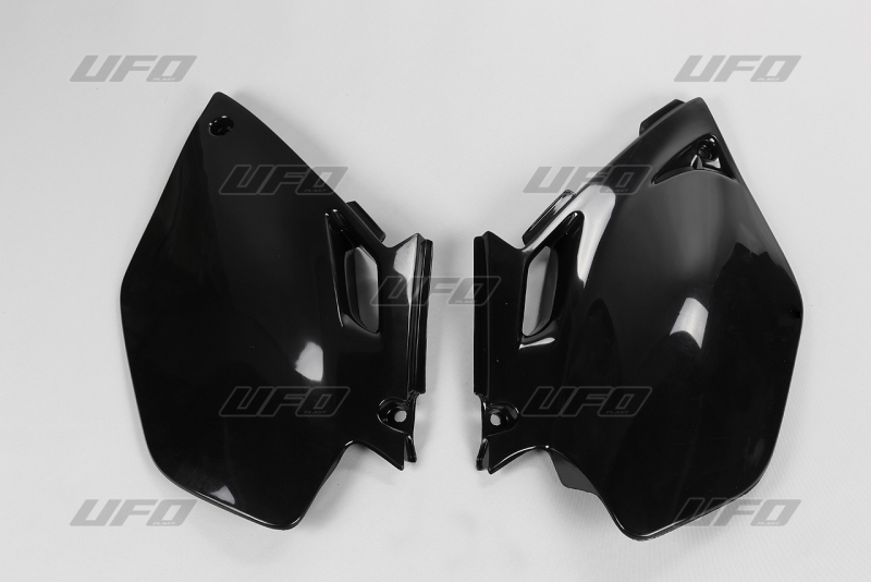 Bočnice YZ-001-černá