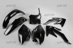 Sada plastů UFO CRF 450 08-001-černá