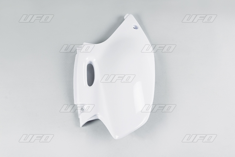 Bočnice YZ pravá-046-bílá Yamaha
