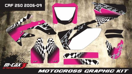 Design 11 - Honda CRF R 250  2006 - 2006