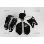 Sada plastů YZ 85 2002-2012-001-černá