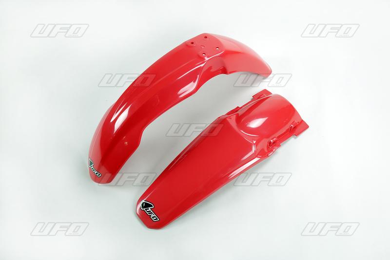 Sada blatníků CRF 250 2009-070-červená Honda