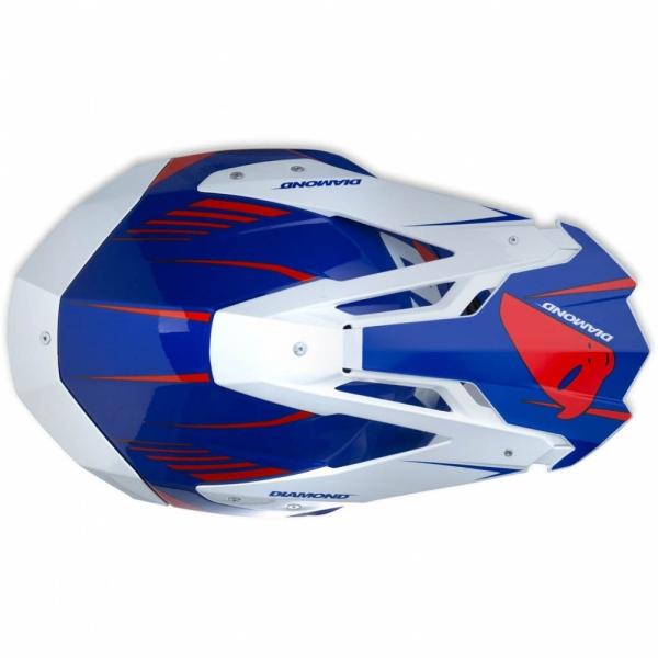 Přilba UFO Diamont - modrá