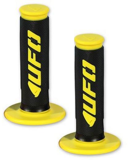 Ručky řídítek-102-žlutá RM 02-