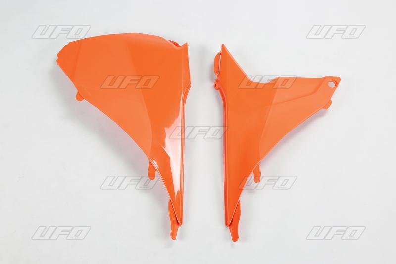 Kryt vzd. filtru SXF (2013)-127-oranžová (03-)