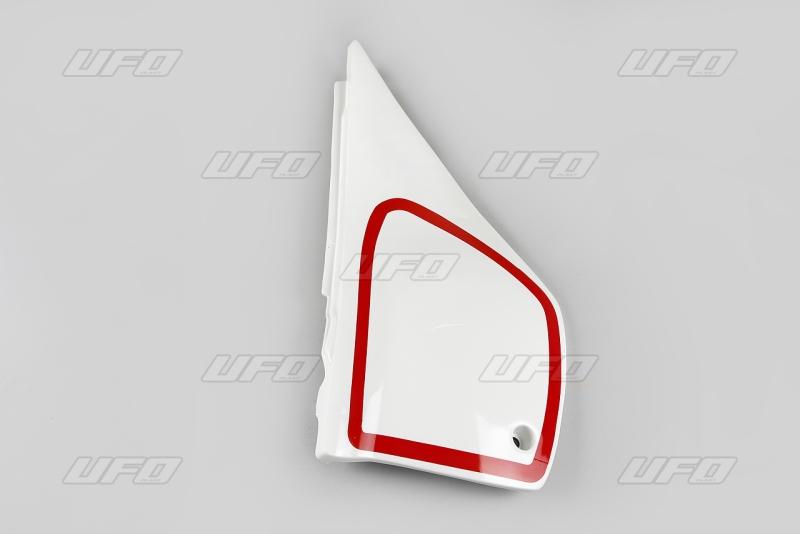 Bočnice pravá-046-bílá Yamaha