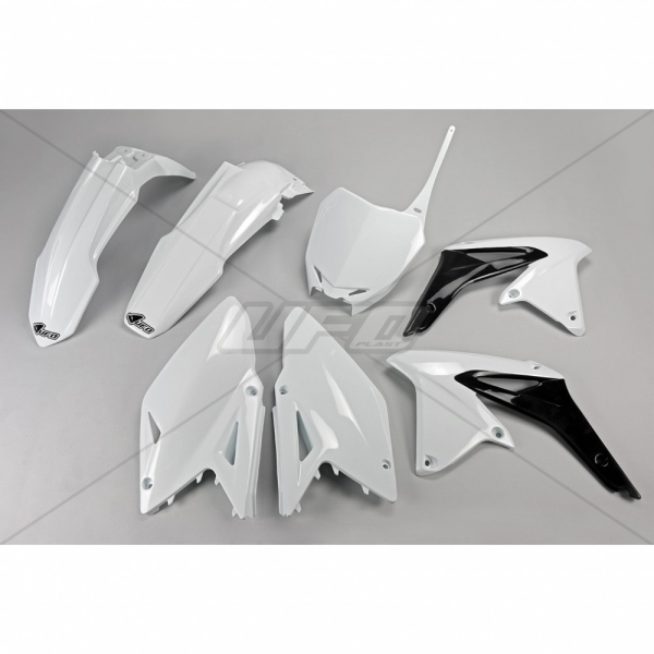 Sada plastů RMZ 450 2013--041-bílá