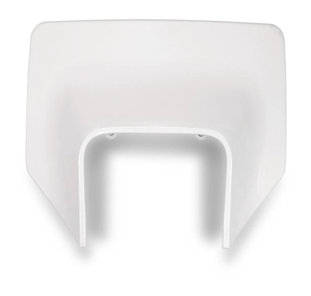 Plast pro OEM masku se světlem 2017-2018-041-bílá