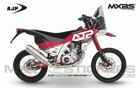 Design 247 - AJP PR7 630  2015 - 2022