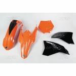 Sada plastů UFO KTM2T/4T 2009-2010-999-OEM standartní barvy