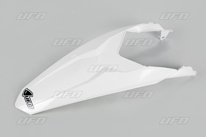 Zadní blatník  KTM 85 2013-047-bílá KX