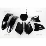 Sada plastů UFO RM 125-250 2003-2005-001-černá