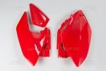 Bočnice CRF 450X 05-16-070-červená Honda