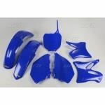 Sada plastů UFO YZ 125-250 02-05-089-modrá