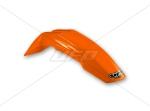 """Přední blatník """"Supermoto""""-127-oranžová (03-)"""