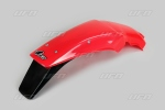 Zadní blatník enduro-067-červená CR 92-97