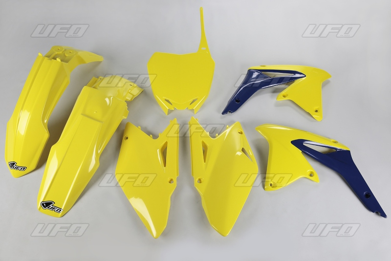Sada plastů UFO RMZ 450 2008-102-žlutá RM 02-