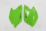 Bočnice  KX 250F 06-026-zelená KX org.