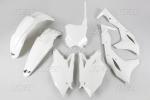 Sada plastů UFO KXF 250 2018-047-bílá KX