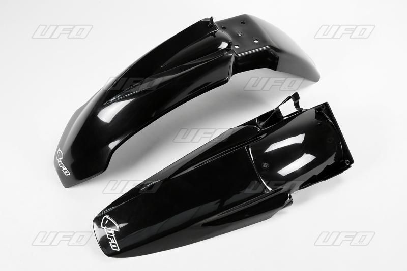 Sada blatníků KTM SX-SXF 2003-001-černá