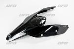 Zadní blatník s bočnicemi KTM-001-černá