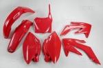 Sada plastů UFO CRF 250 08-070-červená Honda